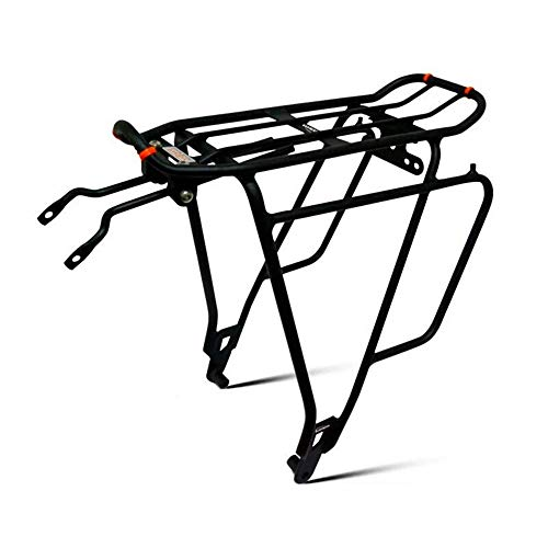 Purchase Bicycle Carrier Rack Bicycle Pannier Rack Cycling Equipment Stand Rack with U-Shaped Screws...
