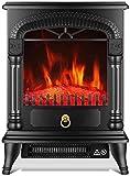 Chimenea de Gas Chimenea eléctrica, Estufa eléctrica Chimeneas, Estufa eléctrica Fuego, Quemador de leña Estufa eléctrica de Fuego Chimenea eléctrica Independiente Estufa de interi