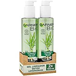 Garnier Bio Gel Limpiador Détox Lemongrass