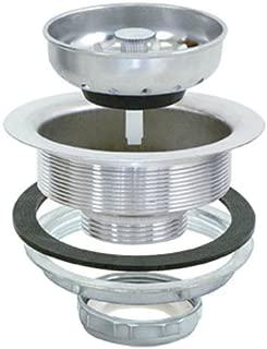 EZ-FLO 30001 Sink Strainer with Die-Cast Slip Joint Nut, Stainless Steel