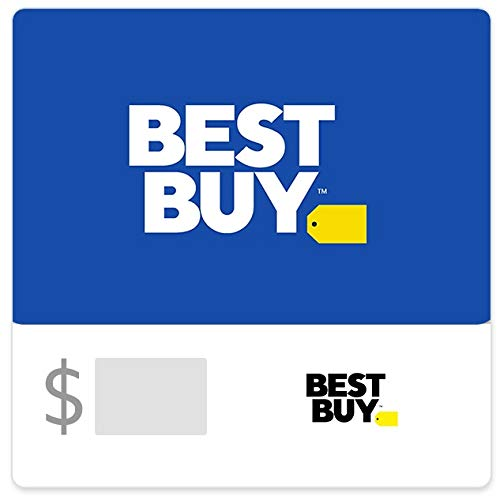 Best Buy Gift Cards Configuration Asin - Email Delivery
