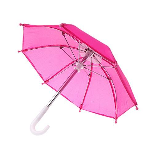 Mini ombrello pioggia giocattolo, per bambola americana Blythe, 46 cm