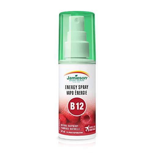 Vitamin B12 500 mcg Energy Spray - Natural Raspberry Flavour