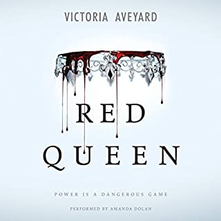 Red Queen                   Written by:                                                                                                                                 Victoria Aveyard                               Narrated by:                                                                                                                                 Amanda Dolan                      Length: 12 hrs and 39 mins     97 ratings     Overall 4.4