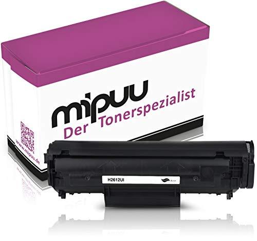 Alternatief voor HP Q2612A - Premium toner - zwart - 2.000 pagina's - voor HP LaserJet 1010 / 1012 / 1015 / 1018 / 1020 / 1022 / 1022 N / 1022 NW / 3015 / 3015 AIO / 3020 AIO / 3030 / 3030 AIO / 3050 Z / 3052 / 3055 LaserJet M 1005 MFP / 1319 F MFP