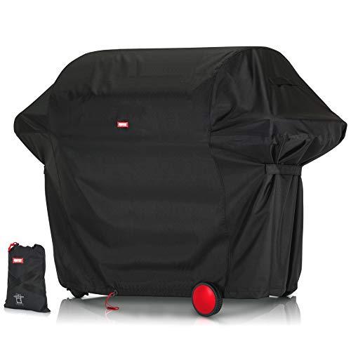 BARTSTR Premium Grillabdeckhaube 175 x 65 x 115 - Höchste Qualität für Deinen Grill - Grillabdeckung der Extraklasse