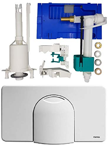 WISA  2100 Ersatzteile Set inkl. Bedienplatte