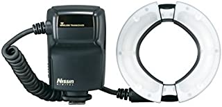 Nissin Macro Ring Flash MF 18 for Nikon
