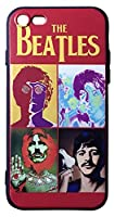 【The Beatles】ザ・ビートルズ「The Beatles1」iPhone7/iPhone8/iPhoneSE(第2世代) シリコン TPUケース [並行輸入品]