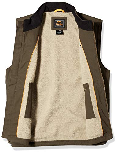 Walls Men's Super Duck Lined Vest