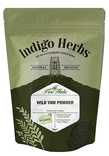 Indigo Herbs Wilde Yamswurzel Pulver 250g