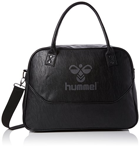 hummel LUGO Big Weekend Bag Tasche, Black, 50 x 39 x 23 cm