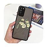 Coque de protection en TPU pour Huawei Honor X10 Max 5G Motif cœur mignon Coque arrière douce mate...