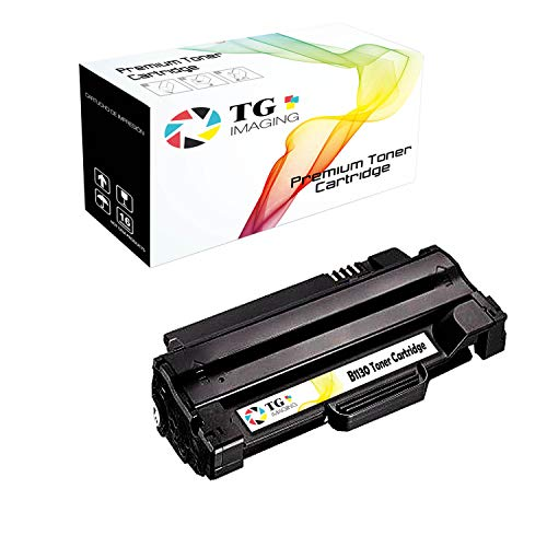 (1-Pack) TG Compatible Black 330-9523 (2,500 Pages) Toner Cartridge for use in Dell 1130 1130n 1133 1135n Printer