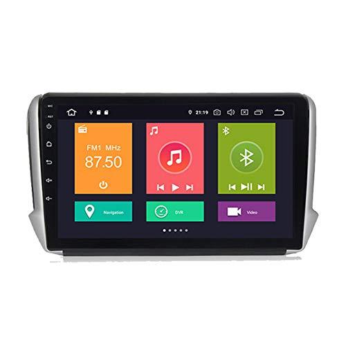 ADMLZQQ Autoradio Android10.0 per Seat Ibiza 2001-2006 HD Touch Screen multimediale Lettore MP5 Supporta GPS Navi Comandi al Volante Vivavoce Bluetooth FM/RDS(PX6),Px6,4+64G