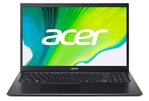 "Acer Aspire 5 15.6"" (39.62cms) Laptop(Intel Core i5 11th Generation/8GB/512GB SSD/Windows 10 Home/Intel Iris Xe Graphics),Black A515-56"