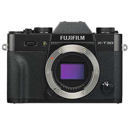 Fujifilm X-T30 Mirrorless Digital Camera Body - Black - Open Box