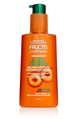 Garnier Fructis Damage Eraser Liquid Strength Treatment, Damaged Hair, 5 fl. oz.