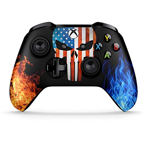 DreamController Original Modded Xbox One Controller - Xbox One Modded Controller Works with Xbox One S/Xbox One X/ Windows 10 PC - Rapid Fire and Aimbot Xbox One Controller with Included Mods Manual