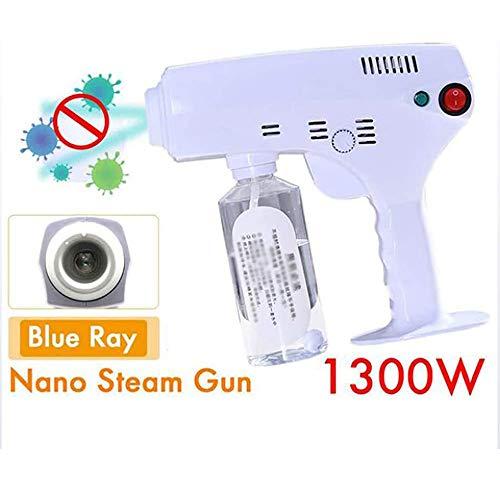 MAZI Sprayer - Vernebler - Desinfektion Blaulicht Nano Dampfpistole Haar Pritzmaschine Ultrafein-Wasser-Nebel Sprayer Sprayer