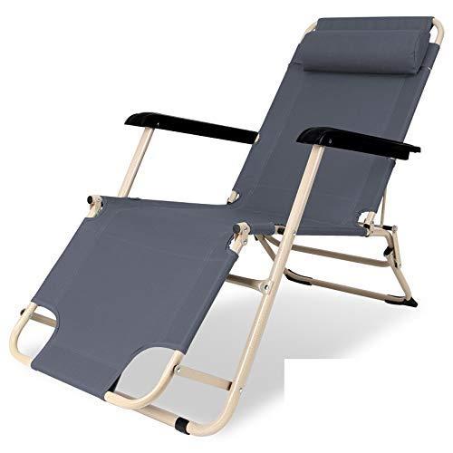 LLSS Klappstuhl Outdoor Camping, Klappbarer Easy Store Away Sonnenliege Verstellbare Stühle für den Außen- und Innenbereich