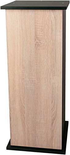 sera 32406 Unterschrank 100 cm mit Tür Sonoma Oak für Scaper Cube Aquarium
