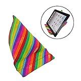 YLLN Universal Soft Pillow Lap Stand Holder Soporte para Tableta Teléfono móvil Almohada Perezosa Almohada Suave Cojín para Tableta Teléfono Beanbag Cojín E-Reader Holder/Stand