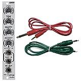 Tiptop Audio SD808 TR808 Snare Drum Generator Eurorack Module w/ 2 Cables
