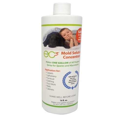 Micro Balance EC3 Mold Solution Concentrate-Botanical Solution for Hard and Soft Surfaces-16 FL OZ