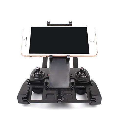 Flycoo, supporto pieghevole in lega di alluminio per iPad Tablet DJI Mavic Air DJI Mavic Pro DJI Mavic Platinum DJI Spark Remote Controller regolabile 13 cm - 18,5 cm 5,5 7,9 9,7
