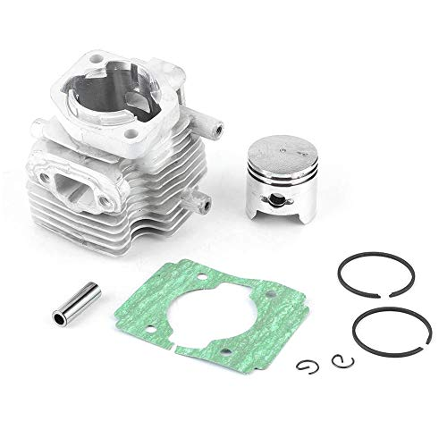 Kit de pistón de Cilindro de Acero Inoxidable Apto para Cortasetos 23CC HT2300