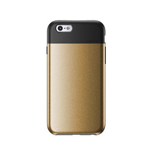 Lunatik FLAK - Carcasa para Apple iPhone 6, dorado