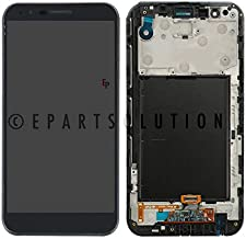 ePartSolution_Replacement Part for LG Stylo 3 Plus MP450 TP450 LCD Display Touch Screen Digitizer + Frame Assembly USA