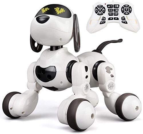 Amazing Deal Ladan Children's Machine Dog Toy, Smart Gesture Induction Toy Puzzle Early Education Ro...