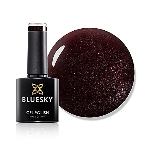 Blue Sky A007 AAAA Gamme Soak Off Vernis à ongles gel, 10 ml, Bordeaux foncé