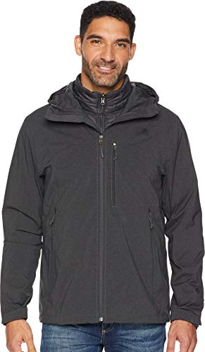 The North Face Thermoball Triclimate Jacket TNF Dark Grey Heather MD
