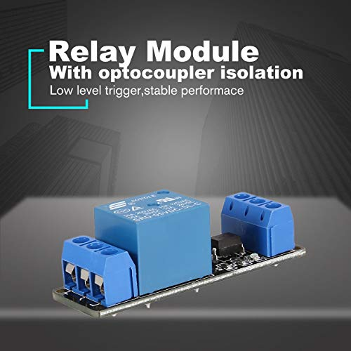 Swiftswan 5 V 8 Channel Relay Module Interface Board Basso Livello Trigger Optocoupler per Arduino SCM PLC Smart Home Remote Control Switch