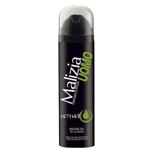 Malizia Uomo Vetyver Shaving ml 200 70% Challenge the lowest price of Japan OFF Outlet - Gel