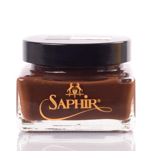 Saphir Ledersattelseife, - MARRON MOYEN 37 - Größe: 75 ml