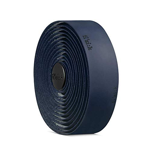 fizik Terra Microtex Bondcush Tacky 3,0mm - Black Lenkerband, Dark Blue, 3mm