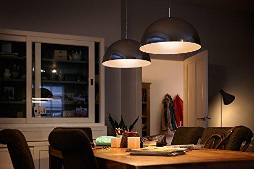 Philips LEDclassic Lampe ersetzt 60 W, E27, warmweiß (2700K), 806 Lumen, Doppelpack - 2