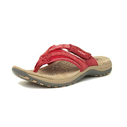Earth Spirit Juliet Women's Sandals - SS20-7 - Red