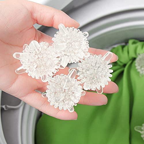 洗濯ボール ドライヤーボール 乾燥機ボール 絡み防止 部屋干し 静電気防止 再利用可能 柔軟剤不要 洗濯機用 20個セット