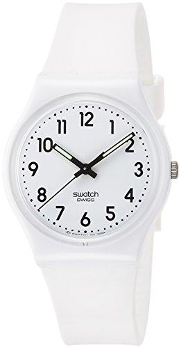 Swatch Orologio da Donna Digitale al Quarzo con Cinturino in Silicone – GW151O