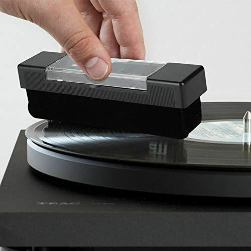 Limpiador de Discos de Vinilo Kit de Cepillo de Limpieza de