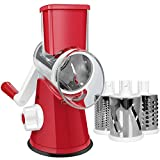 Best Cheese Shredders - SEYODA Cheese Grater, Rotary Cheese Grater, Efficient Graters Review