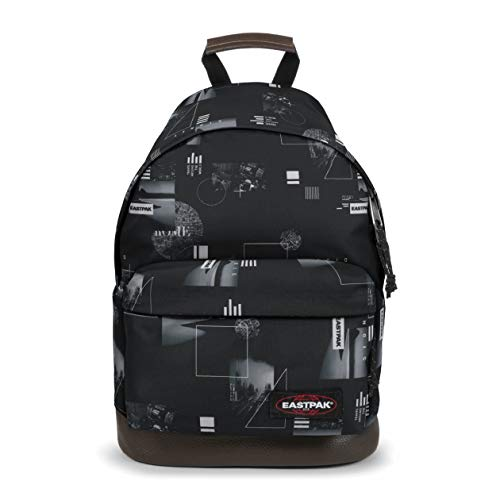 Eastpak Wyoming Sac à Dos, 40 cm, 24 L, Noir (Shapes...