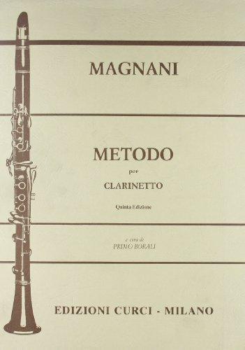 Metodo per il clarinetto