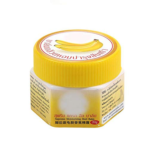 Weixinbuy Cracked Heel Cream For Rough Dry Cracked Chapped Feet Remove Dead Skin Soften Foot Care.