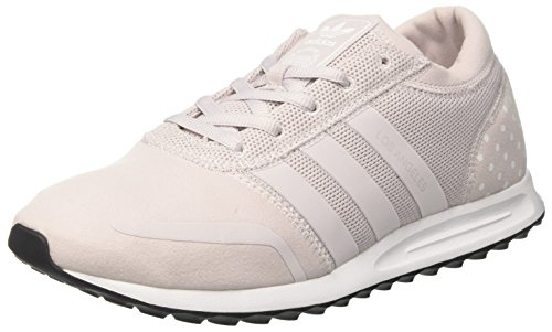 adidas Damen Los Angeles Trainer Low, Violett (Ice Purple/Ice Purple/FTWR White), 43 1/3 EU